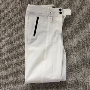 NWT Talbots | White Pants (ankle length)